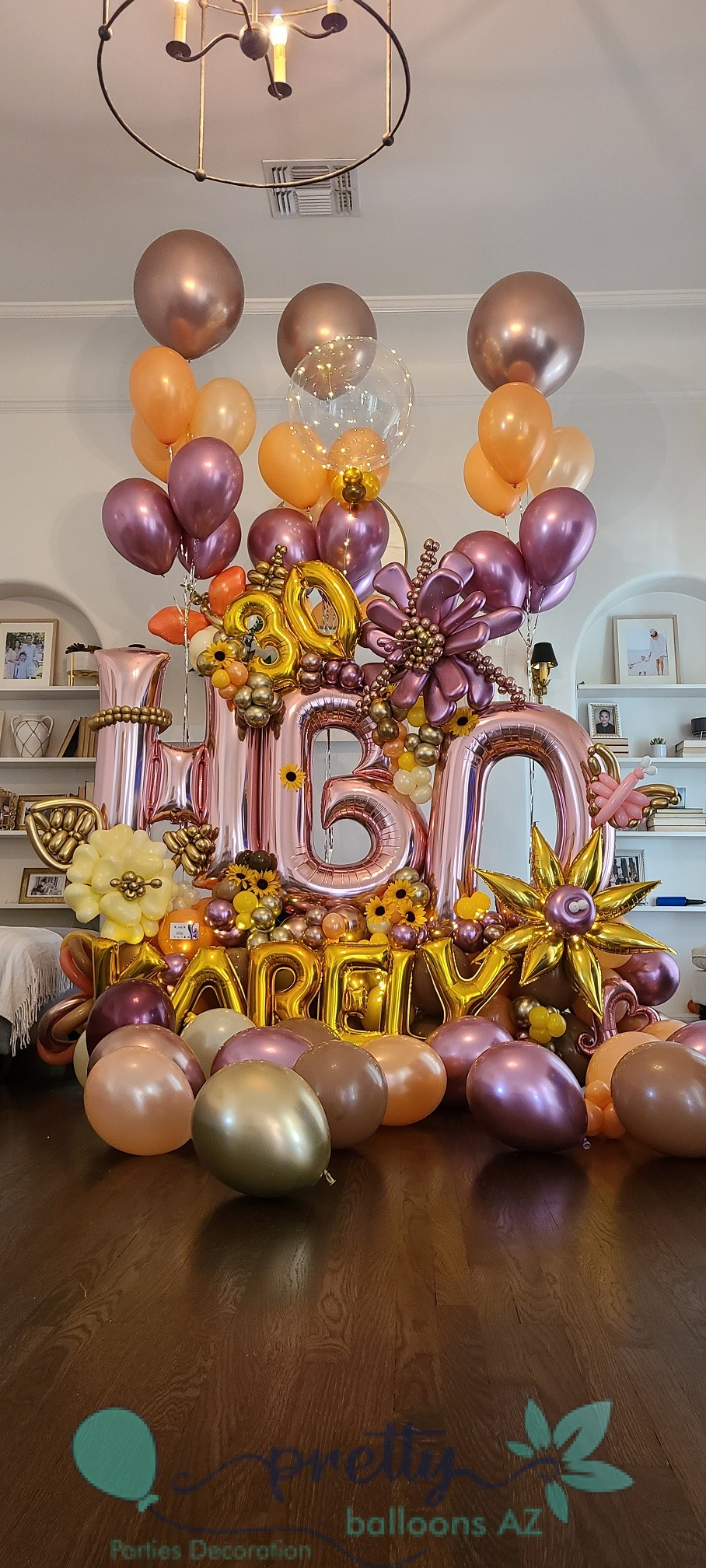 Balloons Bouquets